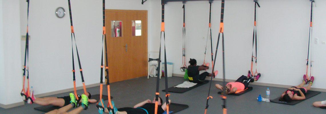 TRX Centre Esportiu el Molí Miramar