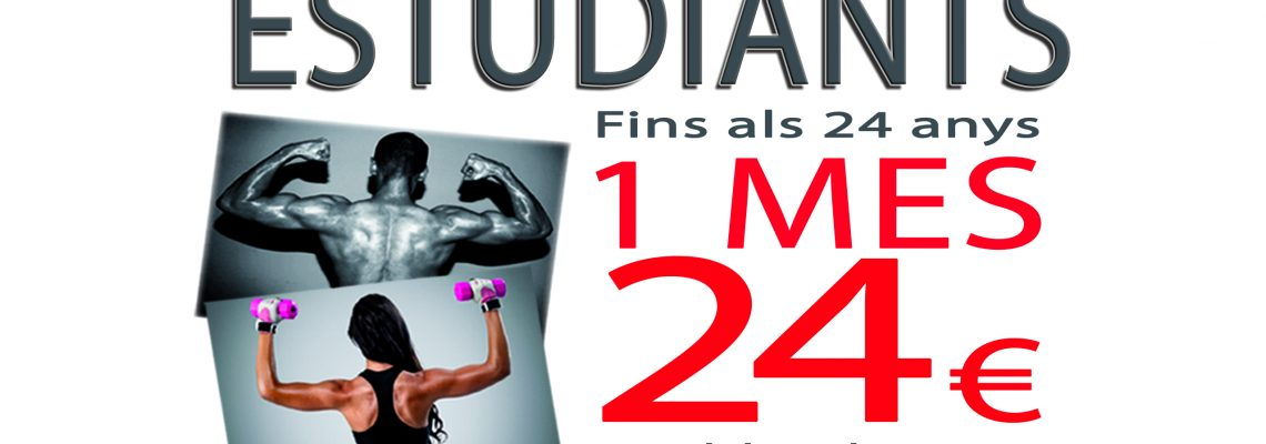 Centre Esportiu el Molí Joves Estudiants fins 24 anys