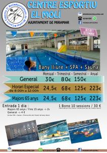 Centre Esportiu el Moli