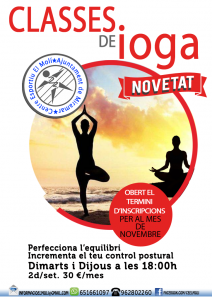 classes de ioga